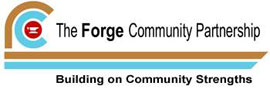 Forge Community Prtnership Logo and link